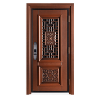 Classic Custom Size Steel Security Door