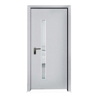 FPL-H5007 Certificate Labeled External Special Fire Doors