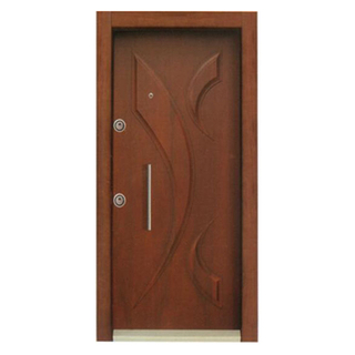 FPL-1012 High Quality Armored Steel Secutity Door