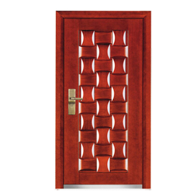 FPL-Z7010 Bullet Proof Retro Style Armored Entrance Door