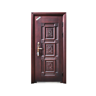 Quantity Assured Security Steel Entrance Door