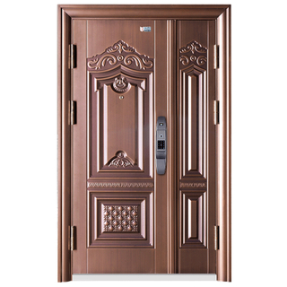 New Design Classic Steel Security Door
