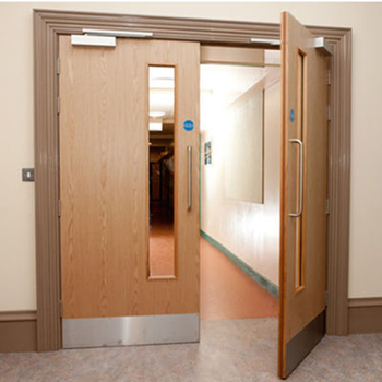 Differences Between Fireproof Door and Security Door