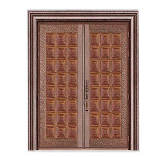 FPL-8021 Bullet Proof Elegant Explosion Door