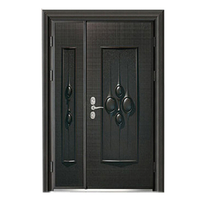 FPL-8023 Bullet Proof Balck Explosion Door