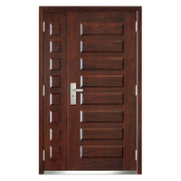 FPL-1018 Exterior Strong Steel Security Armored Door
