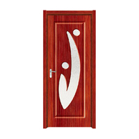FPL-4023 Pvc Finished Waterproof Bathroom Door