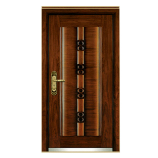FPL-Z7023 Classic Factory Price Armored Metal Entrance Door