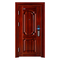 Classic Design Front Door Steel Security Door