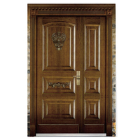 FPL-Z70118 Top Security Retro Style Armored Door