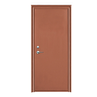 FPL-H5016 Apartment Seal Fire Rated Steel Door