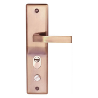 LS24 Modern Simple Style Plate Window Door Handle