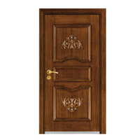 FPL-Z7015 Classic European Style Armored Entrance Door