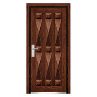 FPL-1020 Modern House Exterior Strong Steel Security Armored Door