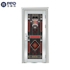 FPL-S5007 Reliable Quality Front Entry Design Stainless Steel Security Doors