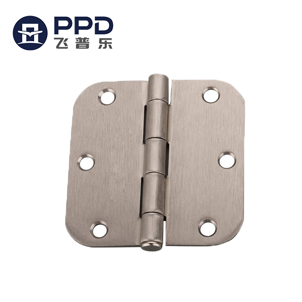 PHIPULO Iron Radius Metal Round Corner Adjustable Spring Door Hinge