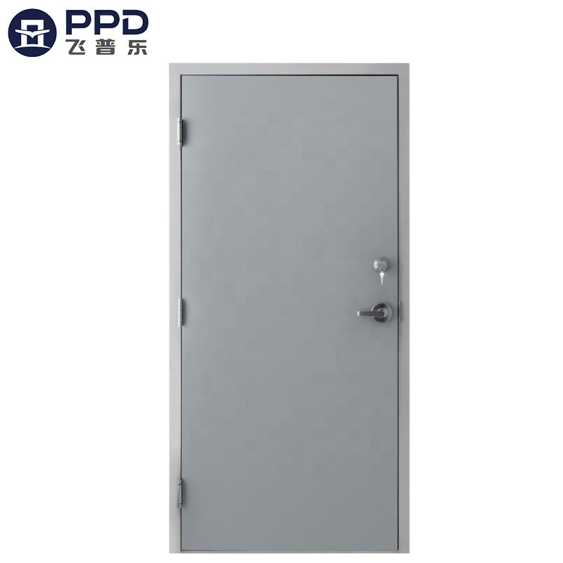 FPL-H5006 Apartment Commercial Buildings Metal Emergency Exit Fire Rated Door