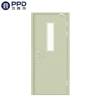 FPL-H5011 Single Leaf Thickness Steel Emergency Exit Fire Rated Door
